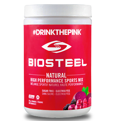 BioSteel High Performance Sports Drink Mix - Sports Nutrition Supplements