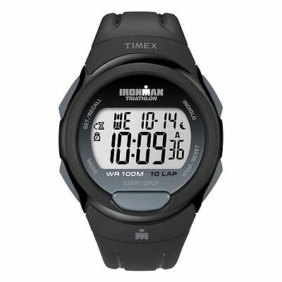 Timex Ironman T5K608, 10 Lap Sports Watch with, Indiglo Night Light