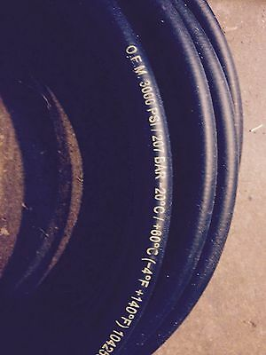O.F.M. Pressure Washer Replacement Hose 25' 3000psi With M22 Connection
