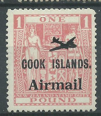 Cook Islands - 1966 - SG193 - CV £ 13.00 - Unmounted Mint - Air Mail
