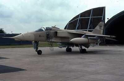 Original aircraft  slide  FRENCH  JAGUAR  A148/11EQ