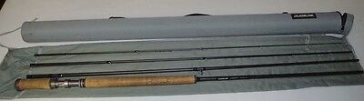 Guideline LPXe 14ft Double Handed Salmon/Spey Fly Rod 9 Line 4 Piece - Used
