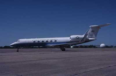 Original aircraft  slide  USAF  C20  70400