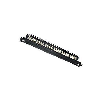 GA11626 009-001-001-40 Connectix Cabling Patch Panel Cat6 24Way UTP 2020 Series