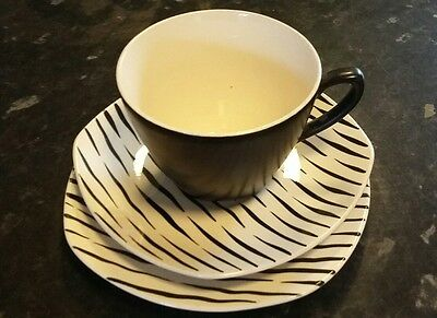 Midwinter Jessie Tait Zambesi  Cup -Side Plate And Saucer  1
