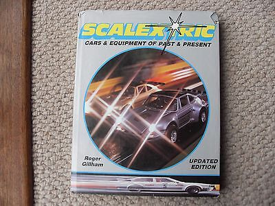 Roger Gillham Scalextric Book