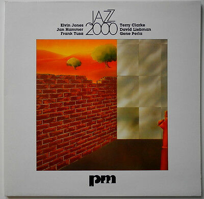 Lp De**various - Jazz 2000 (Steve Grossman / Jan Hammer)***19309