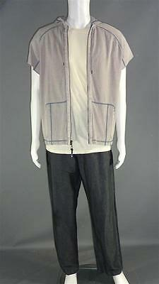 Homeland Nicholas Brody Damian Lewis Screen Worn Sweatshirt Shirt & Pants Ep 303