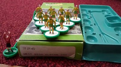 Subbuteo - West Bromwich Albion 2Nd Lw Hp (Ref. 326)