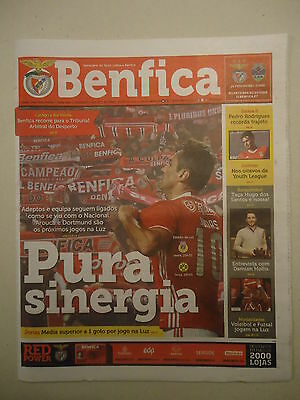 Newspaper BENFICA v BORUSSIA DORTMUND - Champions League 2016-17