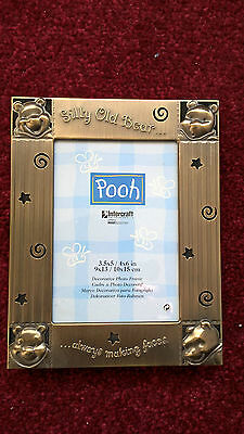 2 Genuine Disney photo frames From Florida. New. POOH AND FRIENDS