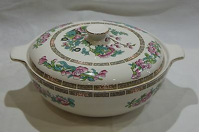 Lord Nelson Pottery Indian Tree Lidded Tureen / Serving Dish