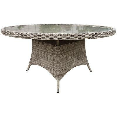 John Lewis Dante 6 Seater Outdoor Dining Table