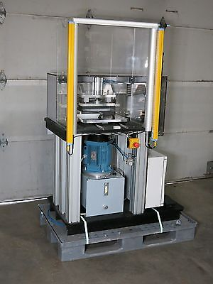 Palazzoli IP66 Inverter Case Opener Shear Trim Press Hydraulic
