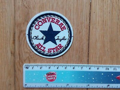 CONVERSE  Iron/Sew-on Patch/Badge  NEW