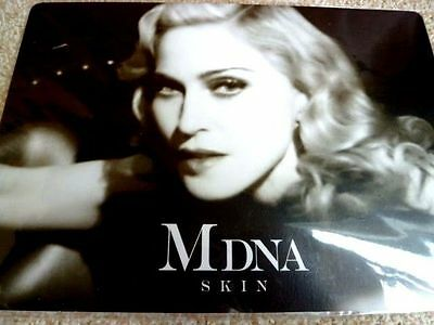 MADONNA - MDNA SKIN : Japan PROMO-ONLY Display Board + Mirror : picture/CD/Photo