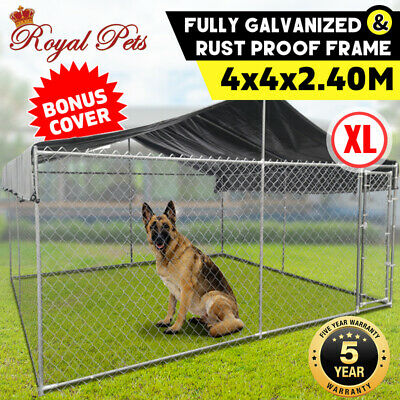 New Pet Enclosure Playpen Puppy Run Exercise Fence Cage A3