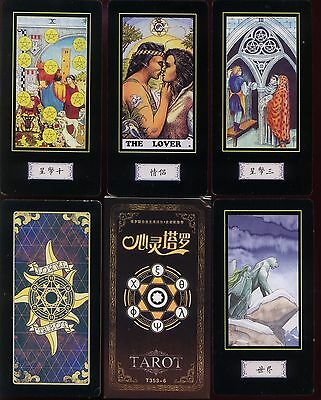 "World Local Playing Card "" Clever  Tarot ""jue De Cartes,naipe,karten"