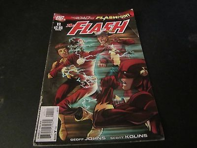 The Flash #11 Awesome Road To Flash Point Story Line See The Pics!!!