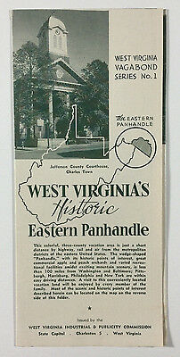 West Virginia's Historic Eastern Panhandle, WV Industrial & Publicity Commission