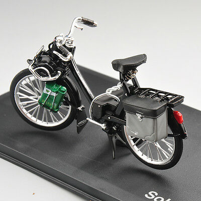 1/18 Scale NOREV Solex 3800 Pastic Diecast Bicycle Model Bike Car Toy