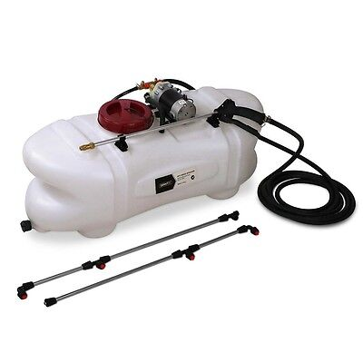 NEW 60 Litre ATV Weed Sprayer Spray Tank & Pump With Boom & Large High Flow Pump