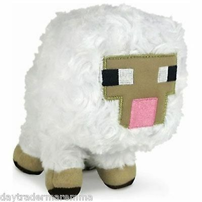 **10 DAY Special**MINECRAFT - 7' Plush toy, Baby Sheep #Item 16527
