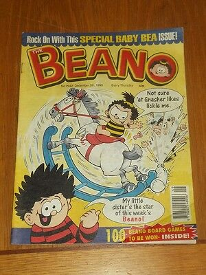 Beano #2942 5Th December 1998 British Weekly