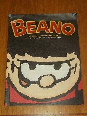 Beano #2952 13Th February 1999 British Weekly