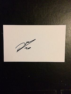 Claude Dielna Sheffield Wednesday,Sheff Wed Hand Signed White Card