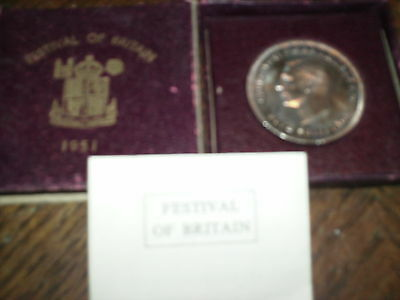 1951 Festival of Britain Crown Piece