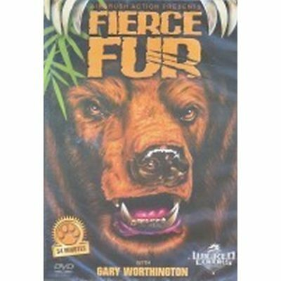 DVD Fierce Fur 220 034