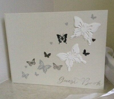 Wings Of Love By Juliana Butterfly Guest Book Wedding Anniversary Birthday Boxed