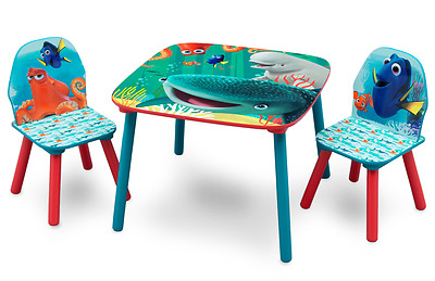 Delta Children Disney Pixar Finding Dory Table and 2 Chair Set