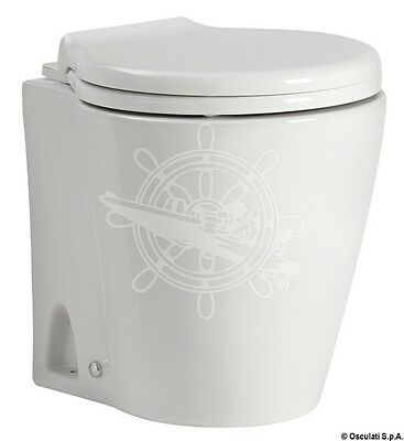 Osculati Slim Electric Toilet 12 V