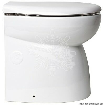 Osculati Toilet Elegant High 24v