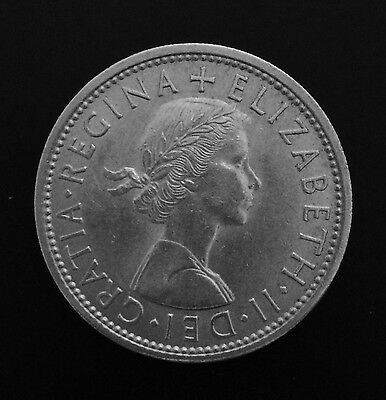 1965 Florin/ Two Shilling Coin Uk      EF/Unc.  Collectable. Elizabeth II