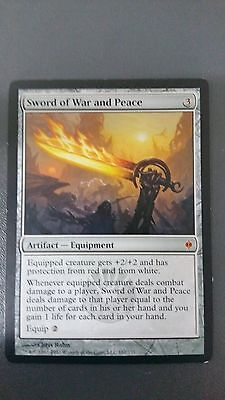 MtG Sword of War and Peace