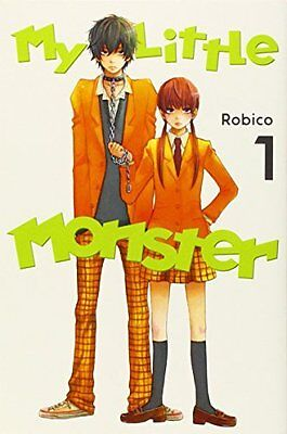 My Little Monster 1 by Robico New Paperback Book