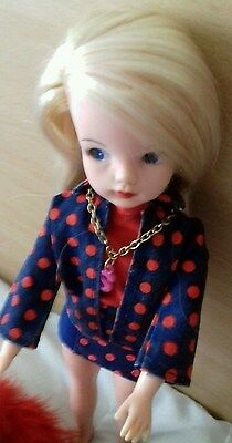 Beautiful Side-Part Walker Sindy With Complete Outfit& More. Reduced.