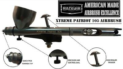 Badger 105 Patriot Extreme Airbrush Pistole