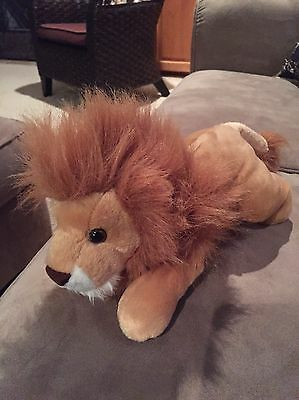 "Fidelity Bank Mascot, Plush Lion, 15"", Collectibles"