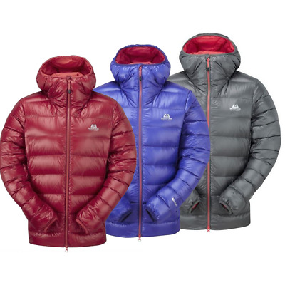 Mountain Equipment Dewline Wms Hooded Jacket