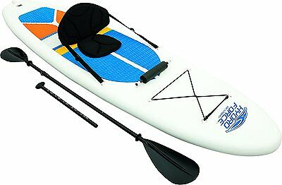 Bestway Hydro-Force 10' Inflatable Paddle Board SUP Sit Down Kayak