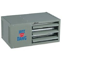 Modine HD-45 Hot Dawg Power Vented Natural Gas Fired Unit Heater 45,000BTU - NEW