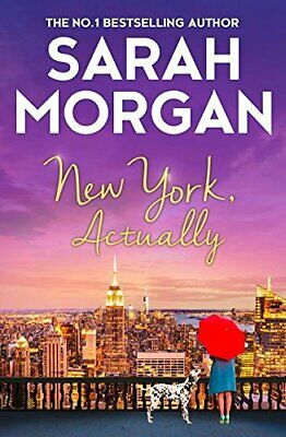 New York, Actually (From Manhattan With Love 4) by Morgan, Sarah Book The Cheap