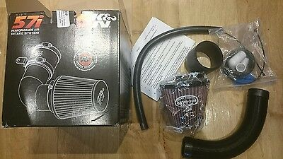K&N 57-0131 induction kit air filter Fiesta 1.6 xr2i 89-93 universal cone RC9650