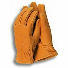 Town And Country Premium Soft Leather Gloves Mens L