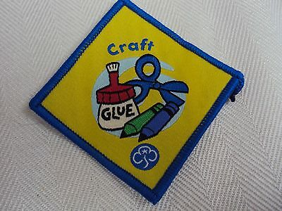 Brownie Badge Craft New And Unsewn - 49P
