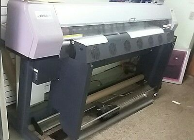 "mimaki 64"" solvent vinyl printer jv3-160sp WITH RIP software"